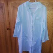 Легкий халат в чудовому стані, розмір L/XL!