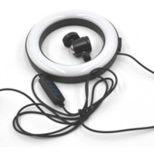 Кольцевая Led лампа Ring Fill Light (16см)