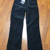 Велюровые штаны р.152, смотрите замери, новые.