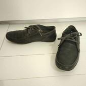 Кожа!Мягкие туфли 20,5см(собирайте мои лоты)