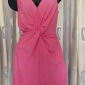 нежное платье розового цвета