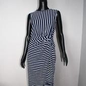 Качество! Стильное платье с ассиметричным низом от бренда Walg в отличном состоянии