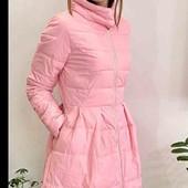 Пальто куколка хл