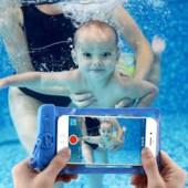 Водонепроницаемый чехол для документов,для смартфонов.Удобно для детских снимков на воде.