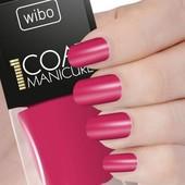 Лак для ногтей Wibo 1 Coat Manicure тон 10