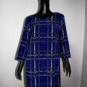 Качество! Стильное платье/удлиненная спинка от George в новом состоянии