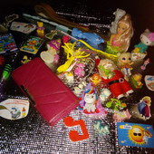 Куклы, китти, киндеры, разные, пони, аксессуары, Лот все что на фото!игрушки для девочки!
