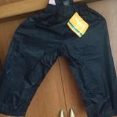 брюки, непромокайка, р. 3-4 года 104 см, Regatta. комбинезон,