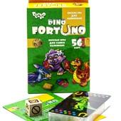 """Настольная развивающая и обучающая игра """"Dino Fortuno"""""""