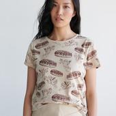 женская футболка от sinsay