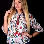 Распродажа нарядных молодёжных блуз размер универсальный 46-50