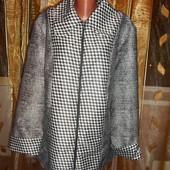 Легкая куртка,ветровка большого размера,батал размер