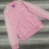 Стильный реглан розового цвета на девочку 9-10 лет
