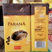 Кофе parana. Польша 500 грм