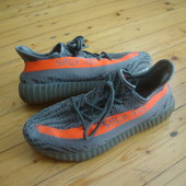 Кроссовки adidas yeezy boost 350 v2 beluga 43 размер