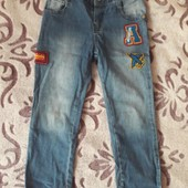 Джинсы 3-4 года, Gloria Jeans