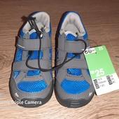 Кроссовки детские походные на липучке EU 25 (стелька 16,4 см)