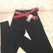 Висока посадка,джинси бренда NVYC,p 28,пояс у комплекті,читаємо опис