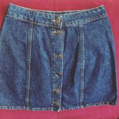 джинсова спідниця розміри 26,28