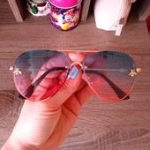 Градиентные солнцезащитные очки Exclusive