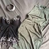 Платье + корсет