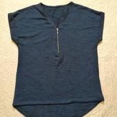 Блуза, футболка с удлинённой спинкой