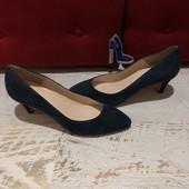 Туфлі із натуральної замші,від Minelli,розмір 37 УП 10%, НП 5% скидка!