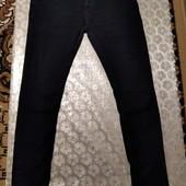 Мужские черные джинсы скинни Topmen размер XL