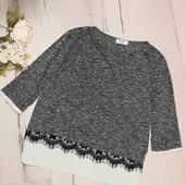 XL красивая нарядная футболочка