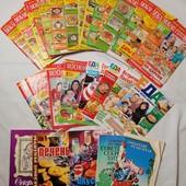 ЛоВиЛоТы! Пакет - журналы и брошюры с рецептами
