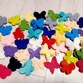 Весна! 30 метеликів для декору