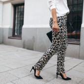 Esmara Германия Шикарного качества дизайнерские брюки Размеры