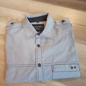 Стильна чоловіча рубашка , стан нової, 10% знижка на УП