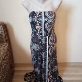 Гарне трикотажне плаття, стан нового, 10% знижка на УП