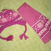 Набір шапка і шарф Topolino (Тополино)