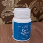 Keto organik капсулы для похудения