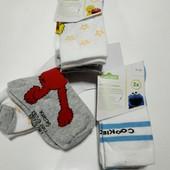 Носки Lupilu⚠️ в лоте 2 пары размеры 23-26, 27-30 и 31-34