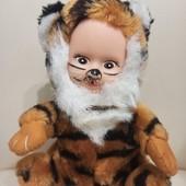 Куколка тигренок 17 см