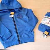 Толстовка на флісі для хлопчика, розмір 98_104, бренд lupilu Геpманія