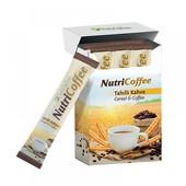 Вкусный и полезный кофе Nutriplus от Farmasi 16 стиков в упаковке