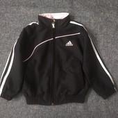 Куртка бомбер Adidas оригинал р.92 состояние новое.
