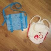 2 сумки одним лотом!!!