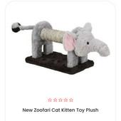 Zoofari когтеточка-игрушка