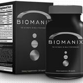 BioManix — капсулы для мужчин . Будь в форме всегда.