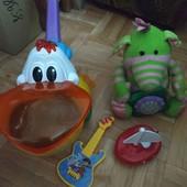 лот игрушек