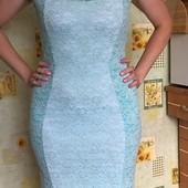 Красивое летнее платье размер м-л