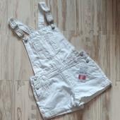 Шикарный джинсовый комбинезон девочке 8 лет от французского бренда Киаби. Сотни лотов!