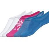 5 пар! Набор! Носки Esmara Германия размер 35/38 сзади силиконовые полоски
