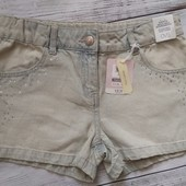 Шорты джинсовые подросток