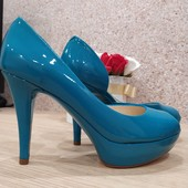 Шикарные туфли испанского бренда